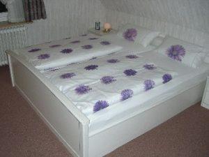 Schlafzimmer Appartement 2
